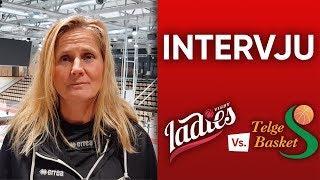 Marie Söderberg inför Ladies – Telge