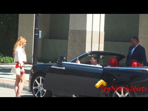 Download See what She did when She saw He's Car !!! Brutal Gold Digger Prank!