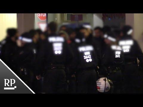 Duisburg: Polizei verhindert Massenschlägerei im Stad ...