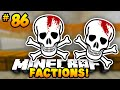"""Minecraft FACTIONS #86 """"DEATH!"""" w/PrestonPlayz"""
