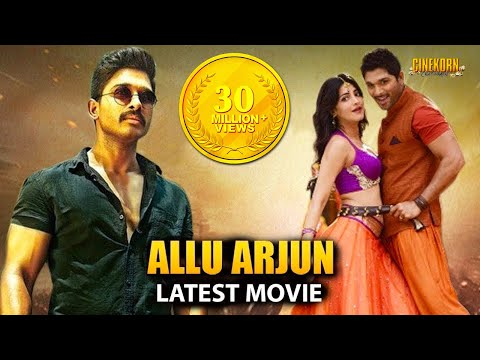 #1 Million Special | Allu Arjun Latest South Dubbed Full Movie with Hindi Songs 2018 | Action Movies
