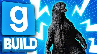 GIANT MONSTERS! | Gmod Build Off