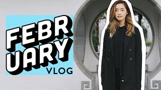 February Monthly Vlog by Clothes Encounters
