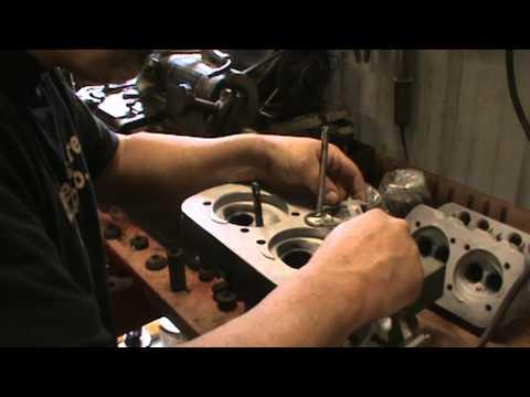 VALVE JOB VW HEADS