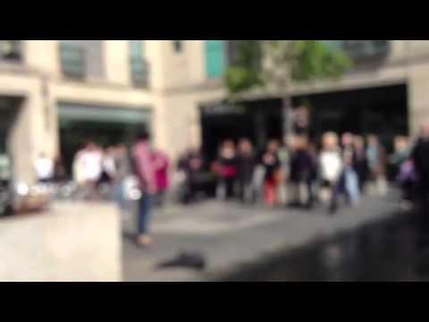 Video Flashmob