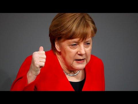 Brexit: Θετική η Μέρκελ σε μικρή παράταση