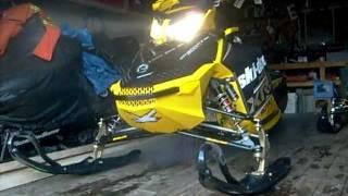 8. 2012 Ski-Doo MXZ X-RS 800r