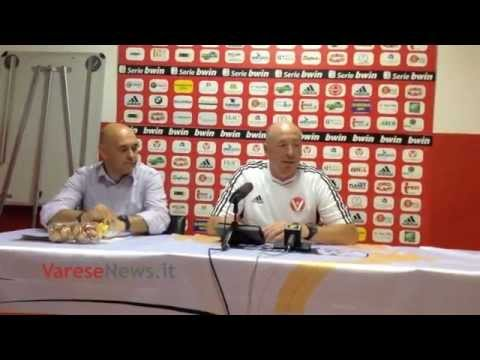 Verso i playoff. Mister Maran presenta Varese-Verona