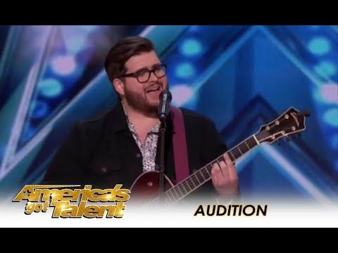 Noah Gothrie: 'Glee' Cast Member Has Got TALENT!   America's Got Talent 2018