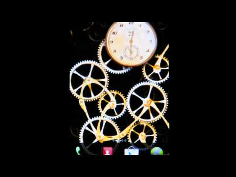 Video of Mechanical Clock