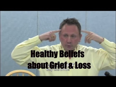 155 Healing Attitudes about Grief & Loss — NLP EFT Robert Smith