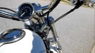 10. 2005 Harley Davidson Sportster Custom XL 1200 C XL1200C