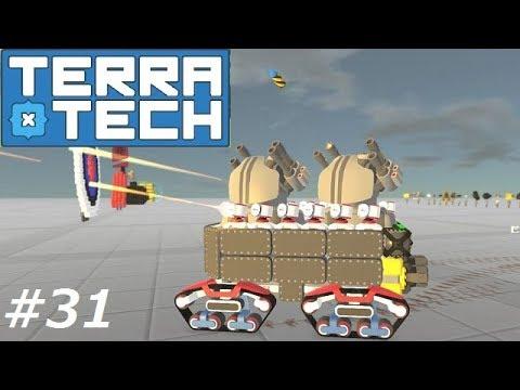 #31【ゆっくり実況】Terra Tech 開発中ブロック紹介動画