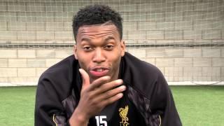 Video Liverpool striker Daniel Sturridge v kids from the Bronx MP3, 3GP, MP4, WEBM, AVI, FLV Juli 2018