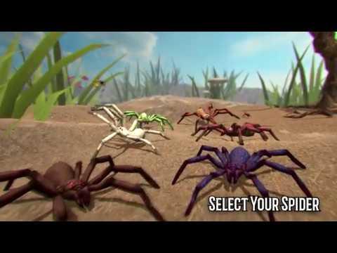 Spider World Multiplayer - Video