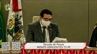 Discurso do Presidente da OAB Piauí, Celso Barros Coelho Neto, em Posse dos Novos Dirigentes do TJPI