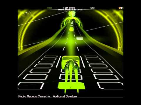 The most fun pc game i have ever played (Audiosurf)