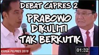 Video Debat Capres Prabowo 'dibantai', 'dikuliti', Tak Berkutik MP3, 3GP, MP4, WEBM, AVI, FLV Februari 2019