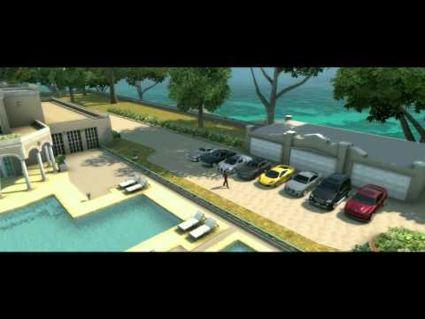 preview-Cruising around Test Drive Unlimited 2 (Game Zone)
