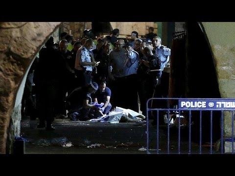 Ιερουσαλήμ: Δύο νεκροί από επίθεση 19χρονου Παλαιστίνιου