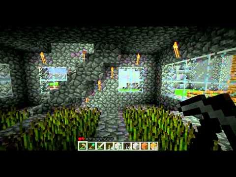 Грибная ферма в Minecraft