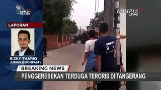 Video Polisi Gerebek Rumah Terduga Teroris di Tangerang MP3, 3GP, MP4, WEBM, AVI, FLV Mei 2018