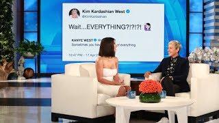 Video Kim Kardashian on Kanye West's Return to Twitter MP3, 3GP, MP4, WEBM, AVI, FLV September 2018