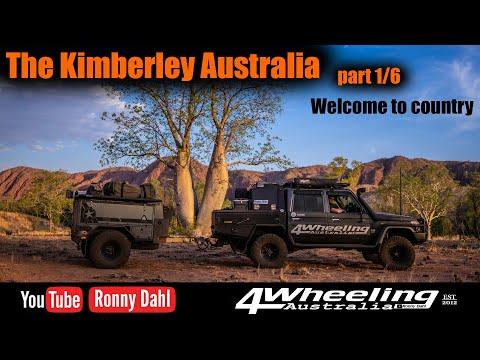 The Kimberley Australia (part 1/6)