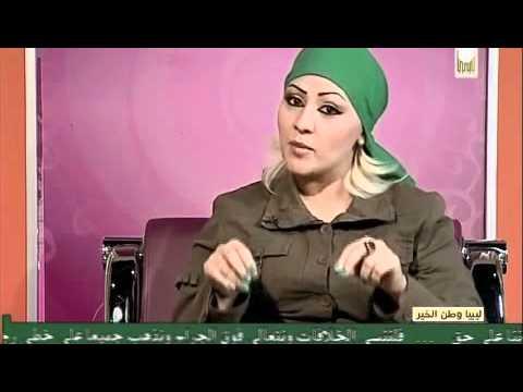 كولكشن من قنوات القذافي في بداية ثورة فبراير