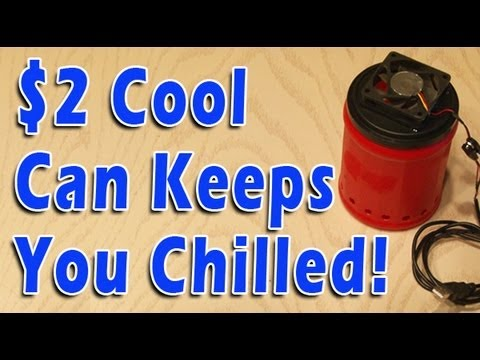 $2 COOL CAN Keeps You Chilled!
