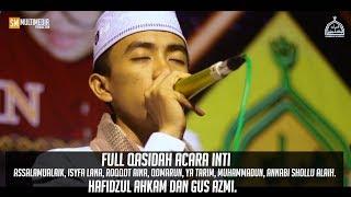 Video Full Qasidah Acara Inti (Assalamualaik, Isyfalana, Roqqot Aina, Qomarun, Ya Tarim. dst). MP3, 3GP, MP4, WEBM, AVI, FLV Agustus 2018