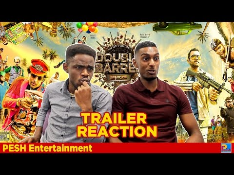 Double Barrel Trailer Reaction PESH Entertainment