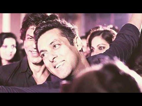 Unseen: Salman Khan Dancing To Shah Rukh Khan's Si