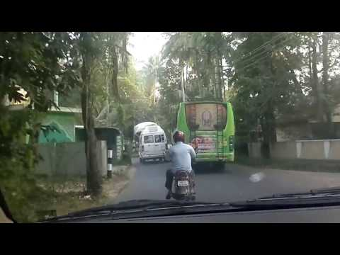 Kerala Bus -