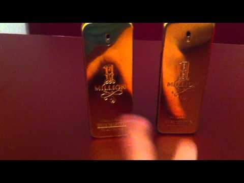 Ioffer Review unboxing Paco Rabanne One Million EdT 100ml Spray