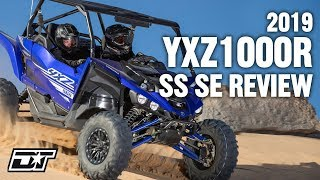 6. Full Review of the 2019 Yamaha YXZ1000R SS SE