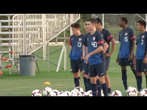 ready - The U-17 U.S. Men's National Team is prepared to meet Portugal, England and Brazil in the Nike International Friendlies in Lakewood Ranch, Fla. The team take...