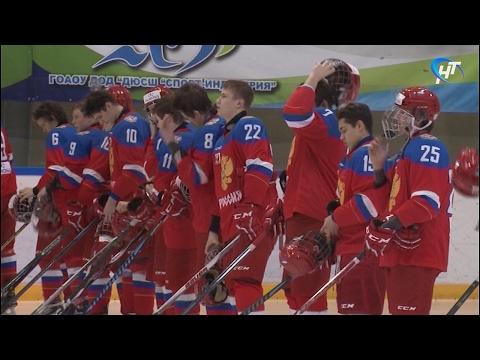 В Великом Новгороде продолжается турнир четырех наций по хоккею