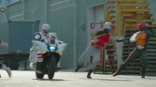 Super Hero Taisen GP - Heart of Courage
