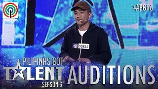 Video Pilipinas Got Talent 2018 Auditions: Antonio Bathan Jr. - Spoken Word Poetry MP3, 3GP, MP4, WEBM, AVI, FLV Oktober 2018