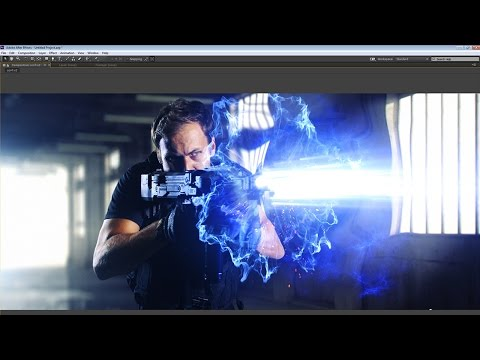 sci fi - Create advanced sci-fi muzzle flashes and distortion FX! Visit Video Copilot for more info http://www.videocopilot.net/blog/2014/07/new-tutorial-sci-fi-weapon-fx/ Follow on Twitter: http://twitte...