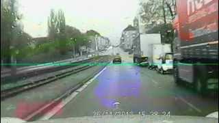Bochum Germany  city photos gallery : Drivin through Bochum Germany #1 03.11.12