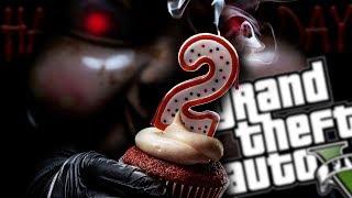 HAPPY DEATH DAY 2U MOD (GTA 5 PC Mods Gameplay)