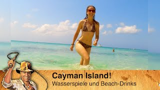 Cayman Islands - Strand & Sonne