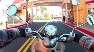 1. 2013 Yamaha Vino Classic