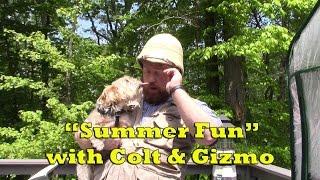 Summer Fun & How I Get Around Contest