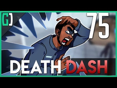 Garrys Mod - [75] Death Dash (Garry's Mod Deathrun w/ GaLm and friends)