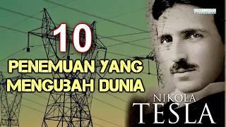 Video Episode 16 - Tujuh Menit Biografi Riwayat Hidup Ilmuwan LEGENDARIS Nikola Tesla yang Masih Misterius MP3, 3GP, MP4, WEBM, AVI, FLV Oktober 2018
