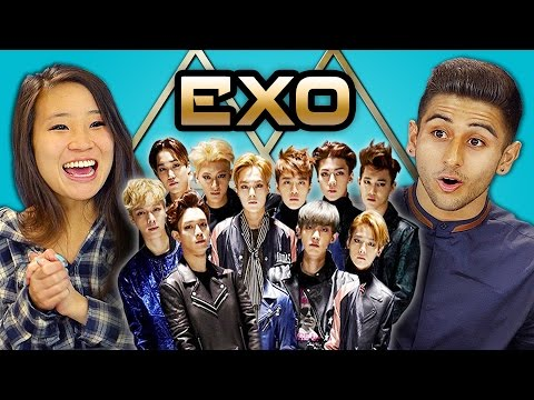 TEENS REACT TO EXO – CALL ME BABY (K-pop)