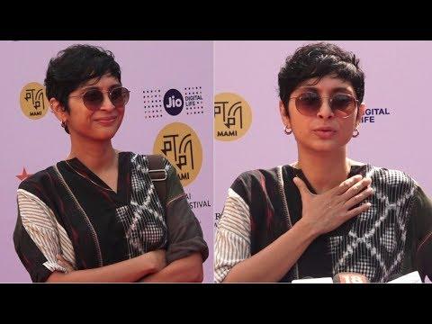 Kiran Rao At Jio Mami Movie Mela